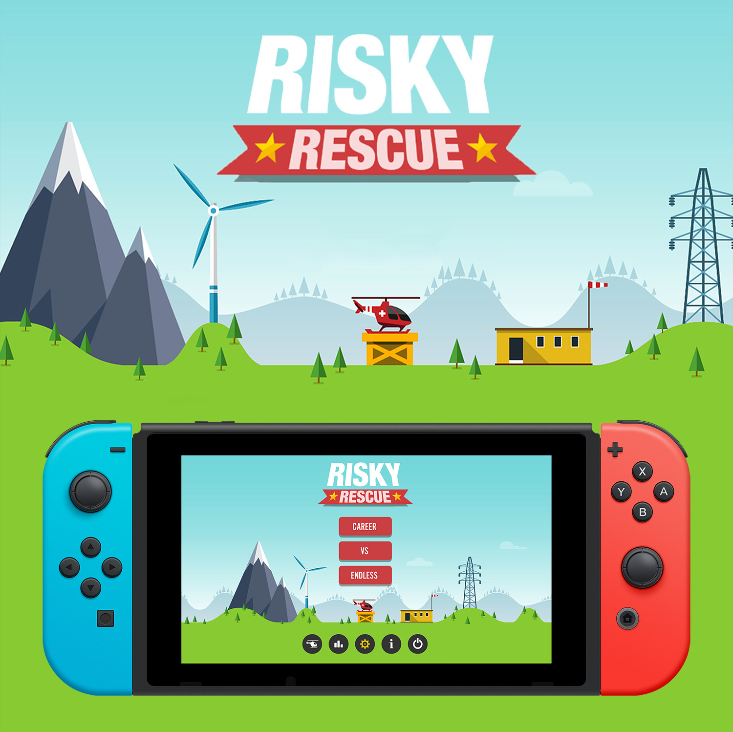 Risky Rescue Switch