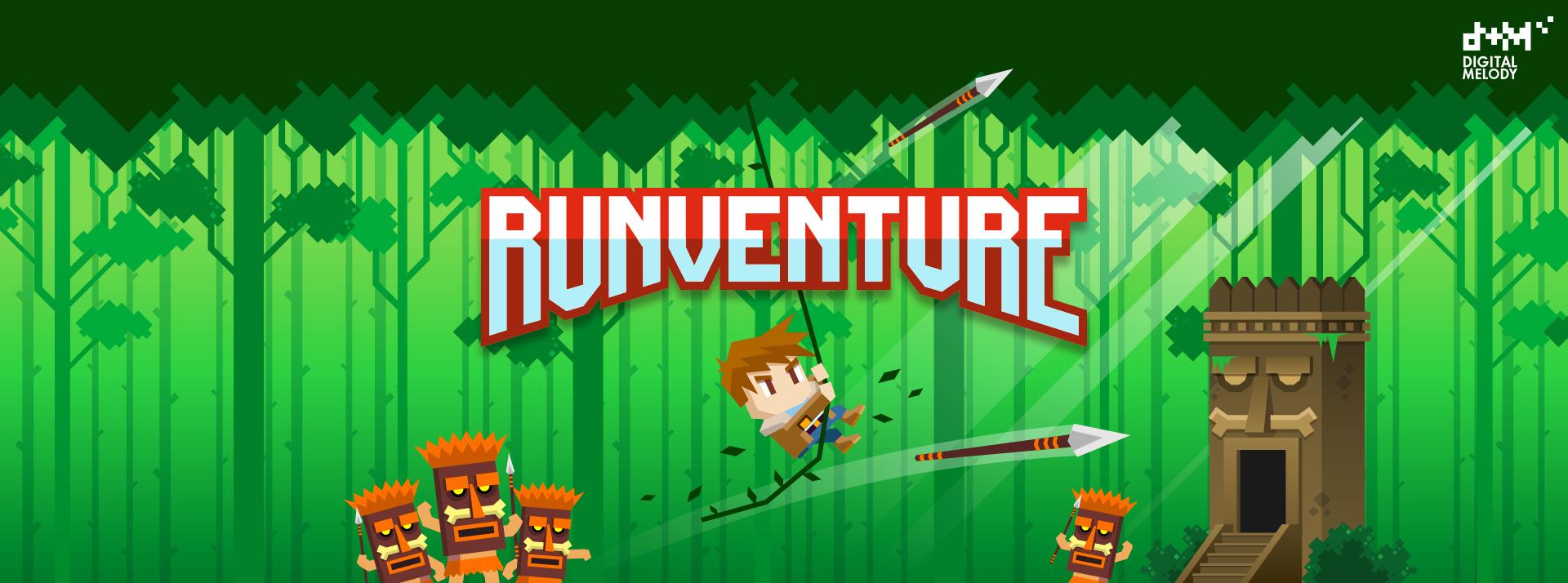 Digital Melody Games - Runventure