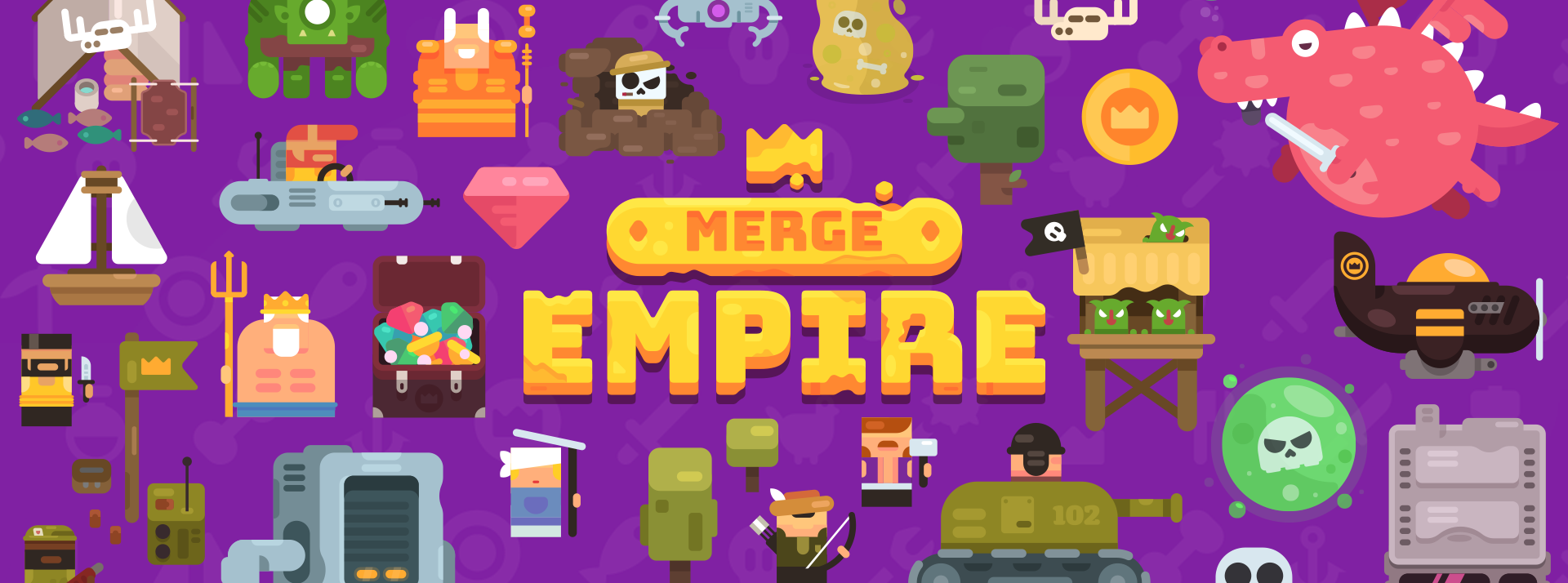 Merge Empire